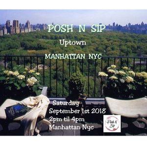 Posh N Sip Bags - Posh N Sip Uptown Manhattan